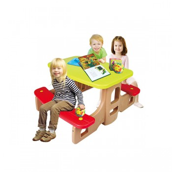Haenim Kids Play & Picnic Table