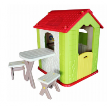 Haenim Kids Play House (Green)