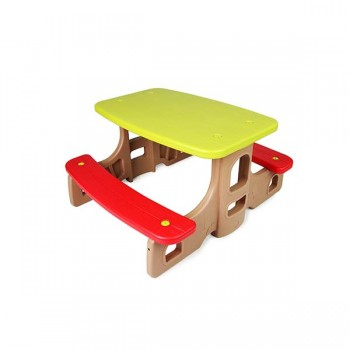 Haenim (Korea) Kids Play & Picnic Table
