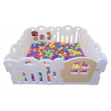 Haenim (Korea) Ball Pool 8 Panels White @500pcs Balls