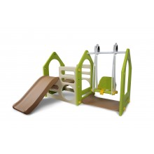 Haenim Play House With A Swing