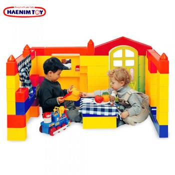 Haenim (Korea) Kiddy Big Block Plus (92pcs)