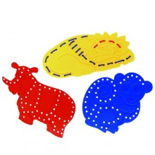 Lacing Animals (3pcs) (S5009b)