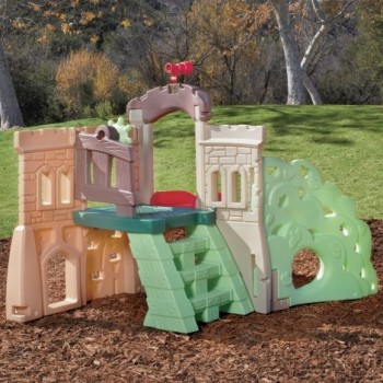 Little Tikes Endless Adventure Rock Climber & Slide