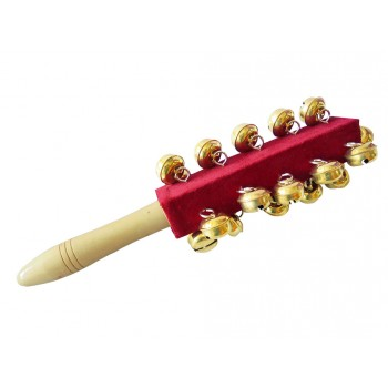 Sleigh Bell - 21 Bells with Holder