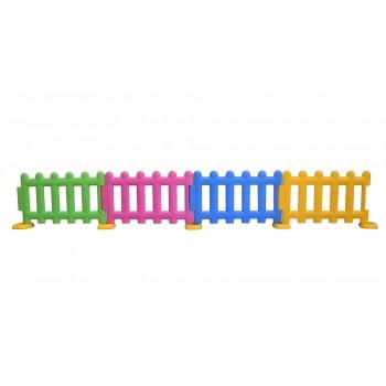 Fencing Plastic (Set of 4)