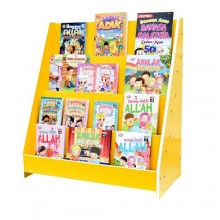Single-sided Bookshelf without Castor