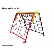 Climber & Monkey Bar