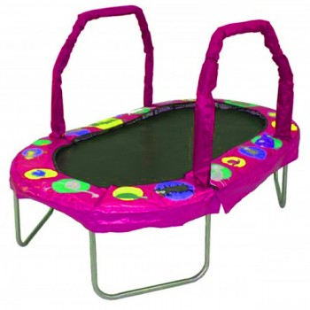 """Bazoongi Trampoline 66""""*38"""" Oval Shape (Best for Therapy)"""