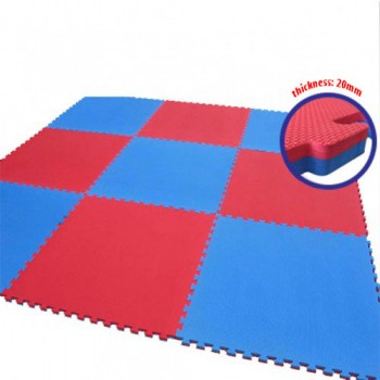 EVA Floor mat 1m x 1m x 20mm (Set of 4pcs)