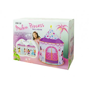 Ching Ching Princess Play Tent + 100 Play Balls