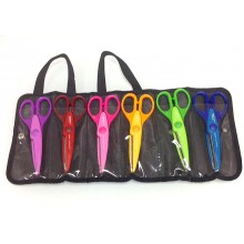 Patterned Scissors Set