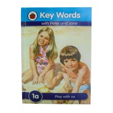 Ladybird Peter & Jane Books (1a-12a)