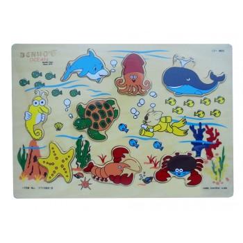 Benho's Puzzle - Ocean