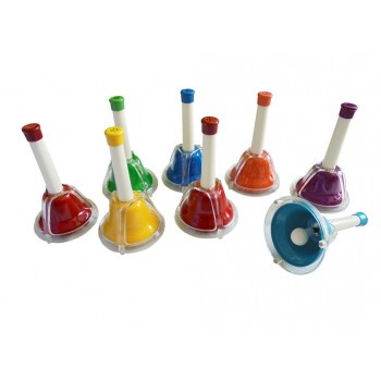 Push Tone Chorus Bell set of 8pcs