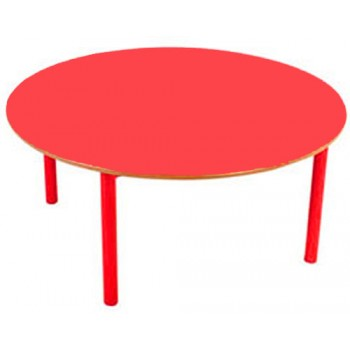 Round Table (Plastic Top)