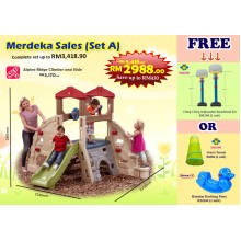 Merdeka Sales (Set A)