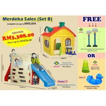 Merdeka Sales (Set B)