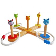 Ring Toss - Animals
