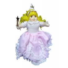 Sleeping Beauty (3 in 1 story-telling doll)
