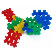 Slot - A - Shapes Builders (40pcs) (S6305)