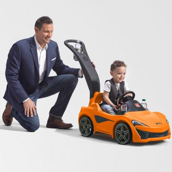 Step 2 MCLAREN® 570S PUSH SPORTS CAR™