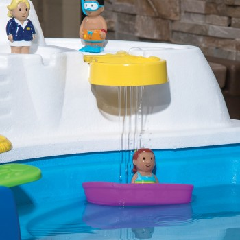 STEP 2 FIESTA CRUISE SAND & WATER TABLE™