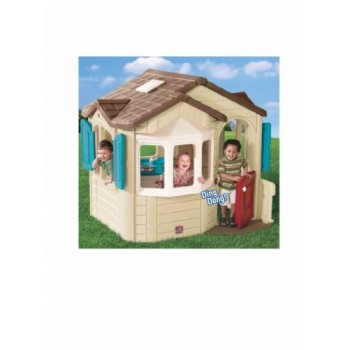 Step 2 Naturally Playful® Welcome Home Playhouse