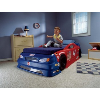 Step 2 Stock Car Convertible Bed