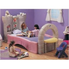 Step 2 Dream Castle Convertible Bed
