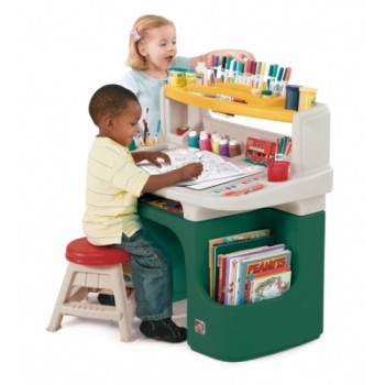 Step 2 Art Master Activity Desk