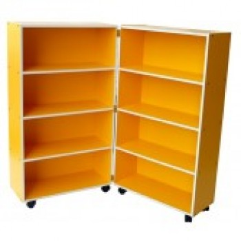 Economy Mobile Foldable Book Shelf