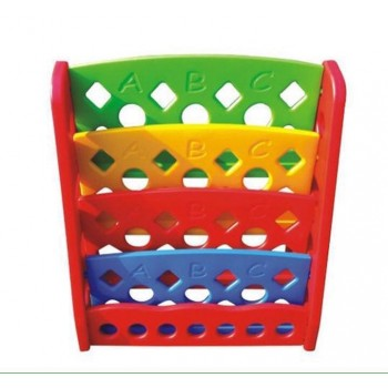 Children Bookshelf ( Plastic )