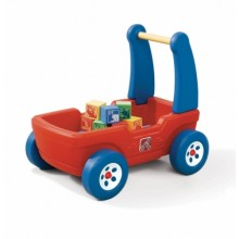 Step 2 Walker Wagon with Blocks