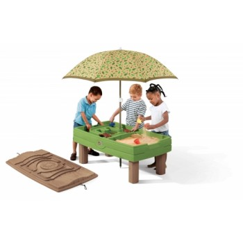 Step 2 Naturally Playful® Sand & Water Activity Center