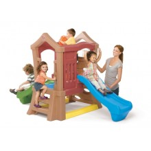 STEP 2 Play Up Double Slide Climber™