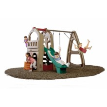 Step 2 Naturally Playful® Playhouse Climber & Swing Extension