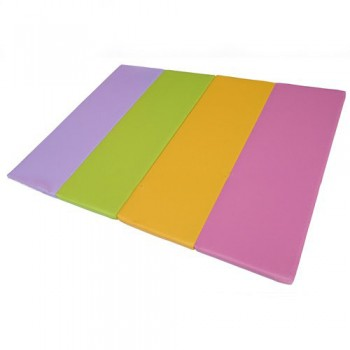 Pastel Coloured Foldable Mattress / mat