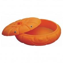Pumpkin Sand Box
