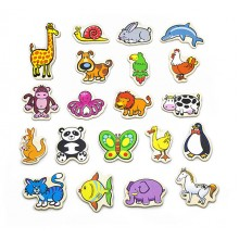 Magnetic Animals (20pcs)