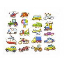 Magnetic Vehicles (20pcs)