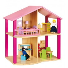 Dollhouse wt Accessories