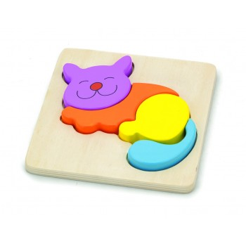 Shape Block Puzzle (Set of 2)