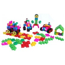 Giant Carnival Blocks (120pcs)