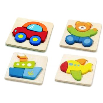 Handy Block Puzzle (Set of 4)