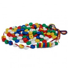 Abacus Beads (100 pcs)