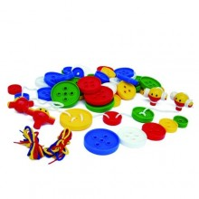 Jumbo Logic Buttons with Box (100 pcs)