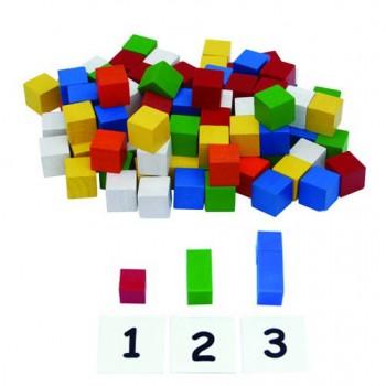 2cm Cubes - 8g (50 pcs)