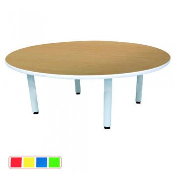 4' Japanese Round Table