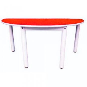 Semi-Round Table (Meja Separuh Bulat)